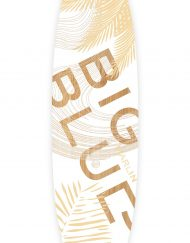 BigBlue Kiteboard Marlin Gold Twintip Freeride Freestyle Womens Only