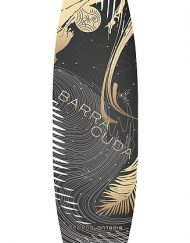 BigBlue Kiteboard Barracuda Gold Women Only Twintip Freeride Freestyle
