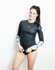 BigBlue longsleeve UV stable rashguard with SPF protection