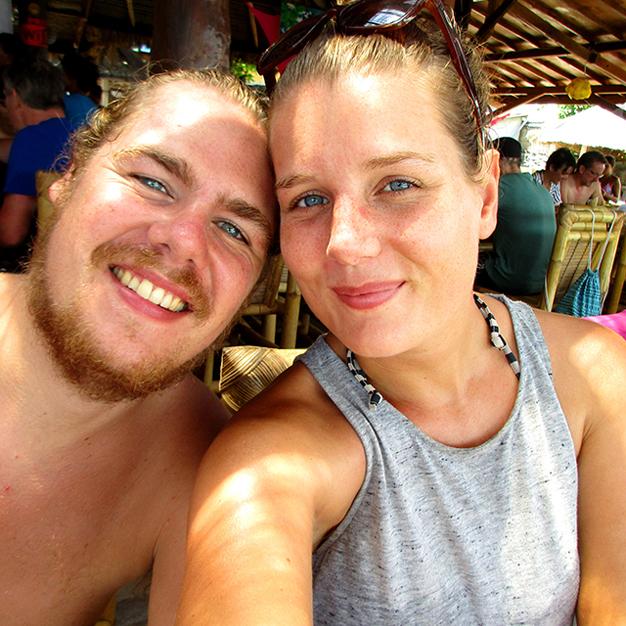 Tamara en Sander - The Personalitea
