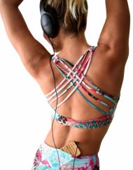 Monique Rotteveel Activewear Bikini Bottom Summer Sea Eco Friendly